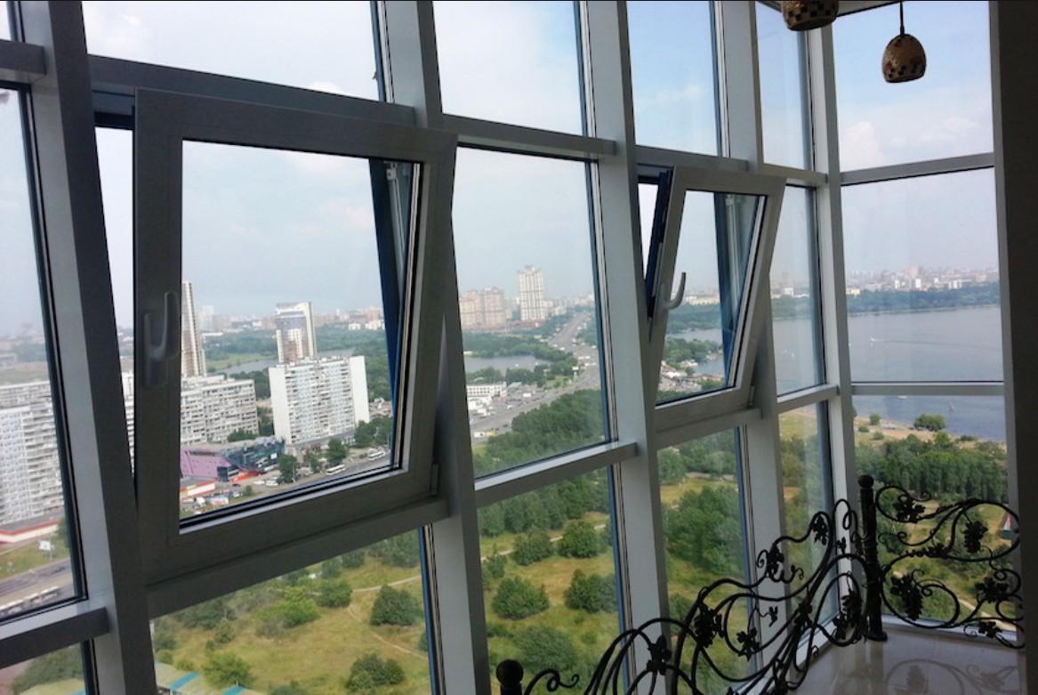 Как сделать из обычных окон панорамные окна