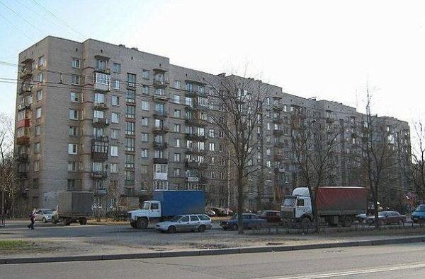 Окна в кирпичные дома серии 1-528КП-41