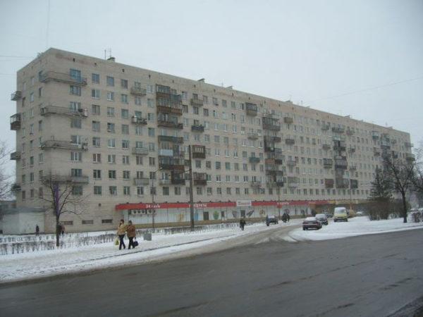 Окна в кирпичные дома серии 1-528КП-42