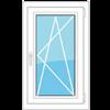 Окно в кирпичный дом серии 1-528КП-42