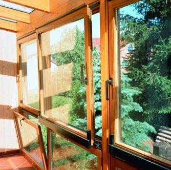 Наклонно-раздвижные окна