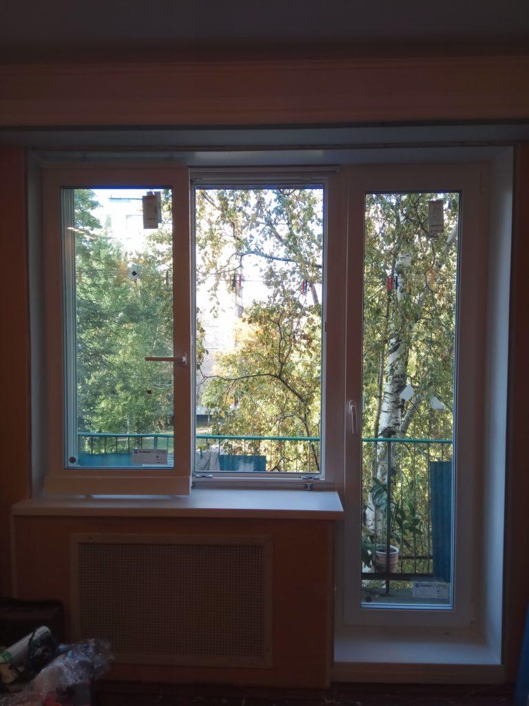 балконный блок под ключ