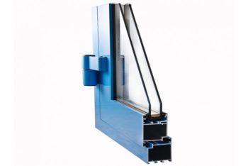 Алюминиевые холодные окна