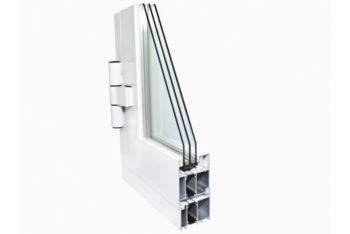 Алюминиевые теплые окна
