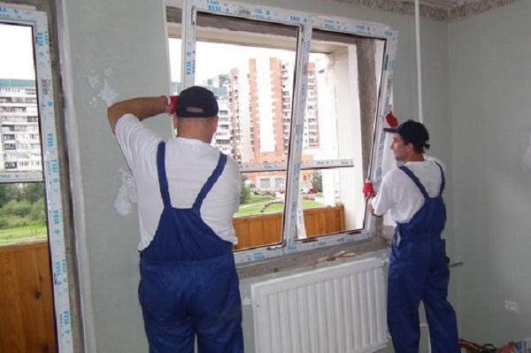 Установка окон: предварительная подготовка помещения