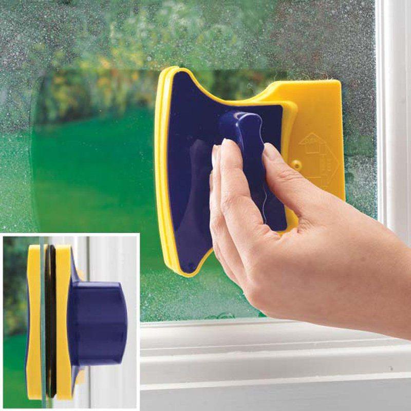 Как вымыть окна снаружи?