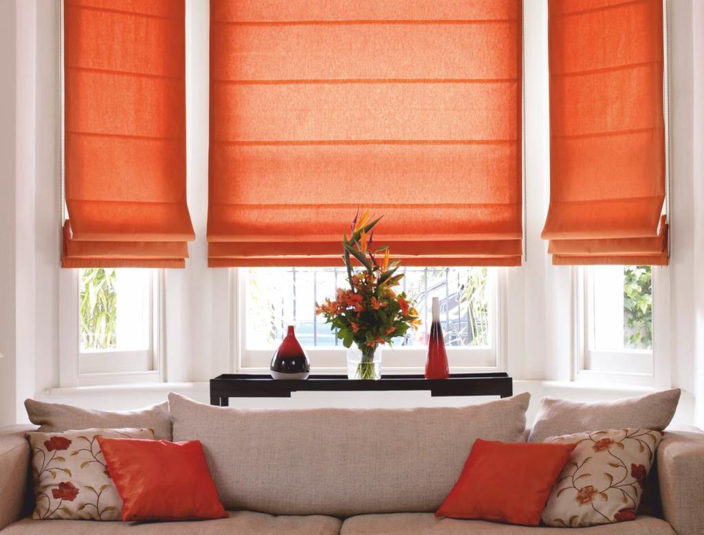 Рулонные шторы: виды и особенности