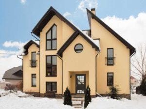 Остекление коттеджей и дачных домов