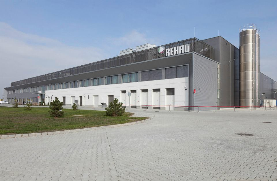 О компании Rehau