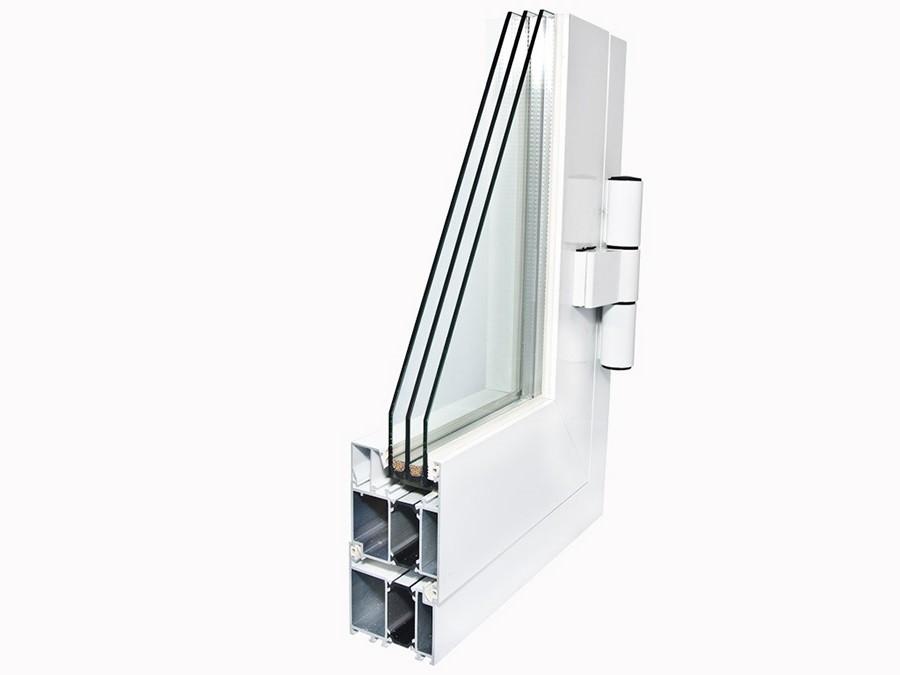 Алюминиевые тёплые окна