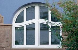 Арочные окна: виды и особенности