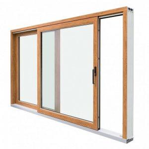 Подъёмно-сдвижные двери | ОКНАСЕКА